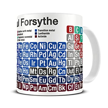 Mg096 magoo personalised modern periodic table coffee mug periodic mg096 magoo personalised modern periodic table coffee mug periodic table gifts urtaz Gallery