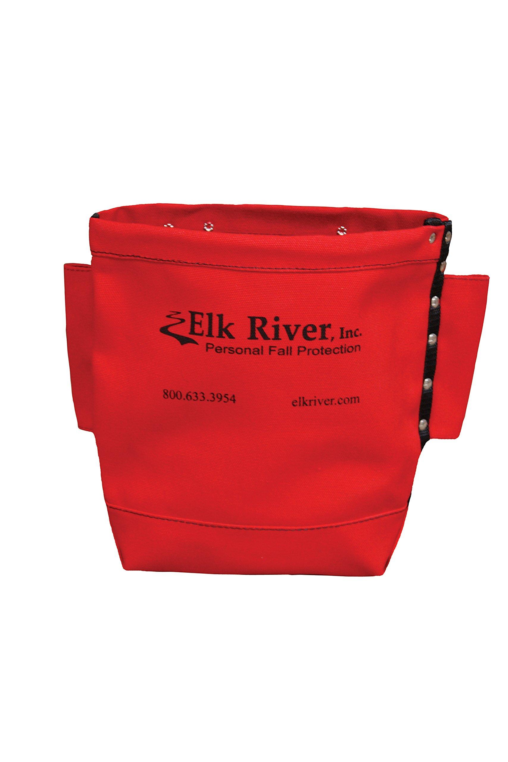 Elk River Canvas Bolt Bag with Drawstring top