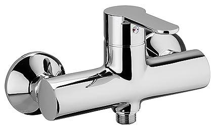 Miscelatore per vasca serie king con doccia duplex balao