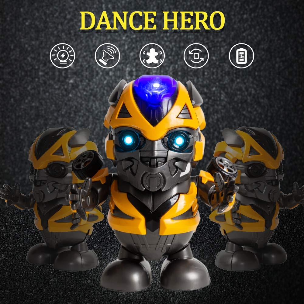 dance hero bumblebee