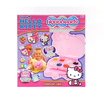 Epoch CLR-440 Aquabeads - Set Hello Kitty Fashion: Amazon.es ...