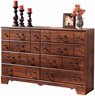 Amazon.com: Timberline Large Bedroom Dresser Wooden Rustic Style ...