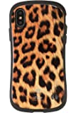 iFace First Class Africa iPhone XS/X ケース [ヒョウ]
