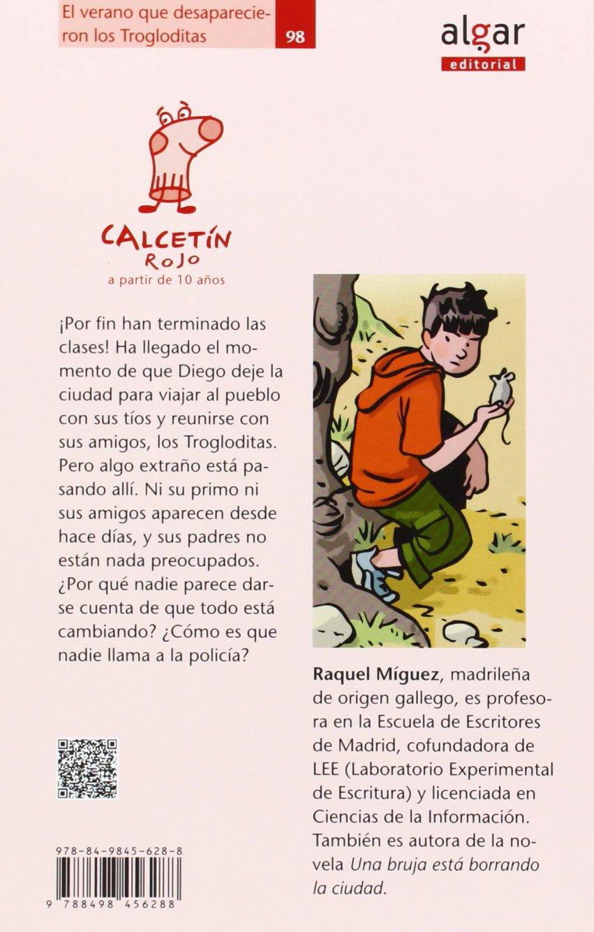 El Verano Que Desaparecieron Los Trogloditas: 98 Calcetín ...