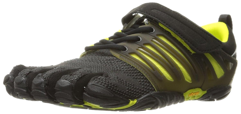Vibram Men's V-Train Cross-Trainer Shoe B01H8OCLKC 39 M EU Black/Green