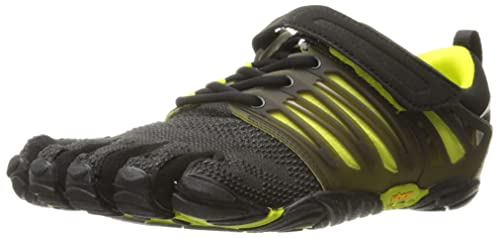 wholesale dealer a1da7 dbe65 Vibram FiveFingers Men s V-Train Sneakers,Purple (Black   Green),5.5