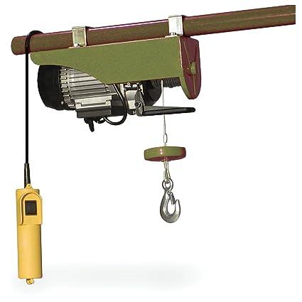 amazon com sportsman series ehoistul 440 lbs lift electric hoist rh amazon com Cranes 2 Speed Wiring Diagram Crane Wiring-Diagram