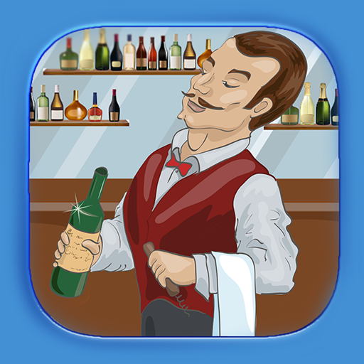 Lounge Bottle - Bar Drinking Game : The tavern lounge patron thirsty for beers - Free Edition