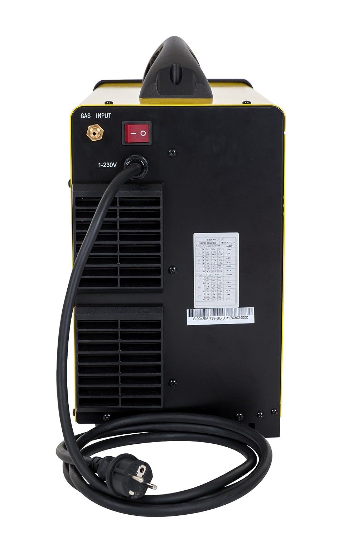 POWER MIG 200 LCD es el inversor de soldadura multiproceso perfecto ...