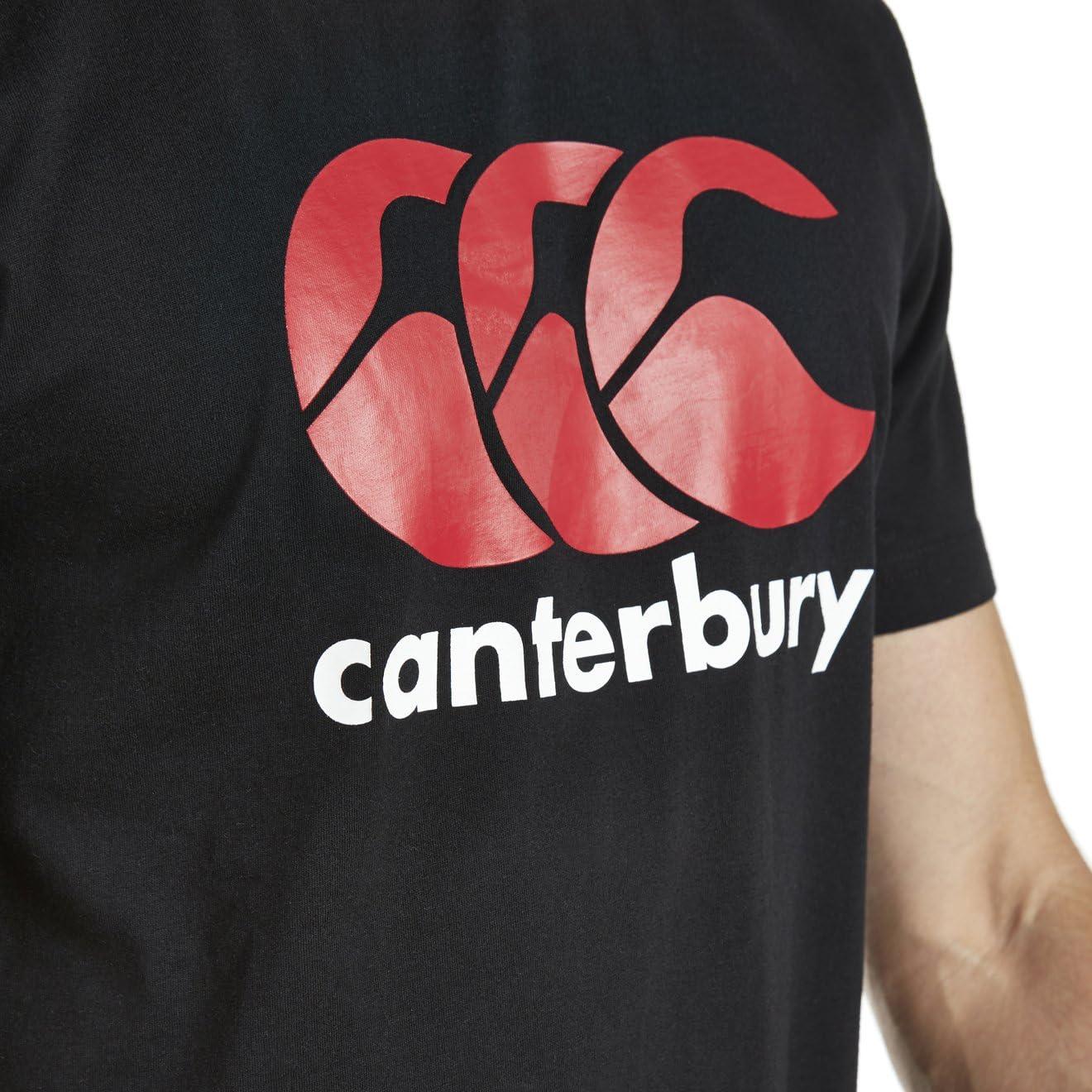 T-Shirt Uomo Canterbury CCC Logo