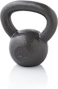 Weider Kettlebell Weight, 20-Pound
