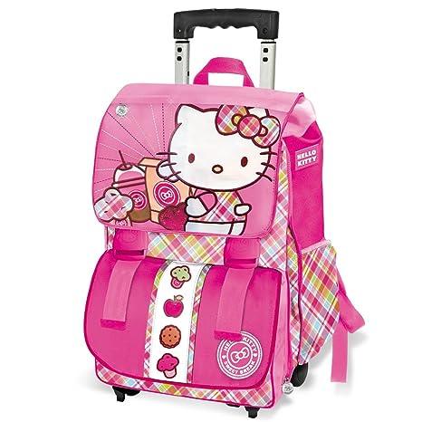 d41929de97 Hello Kitty - Zaino Trolley Cafe: Amazon.it: Valigeria
