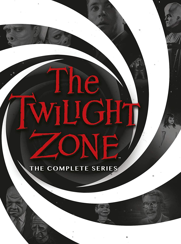 The Twilight Zone: The Complete Series [USA] [DVD]: Amazon ...