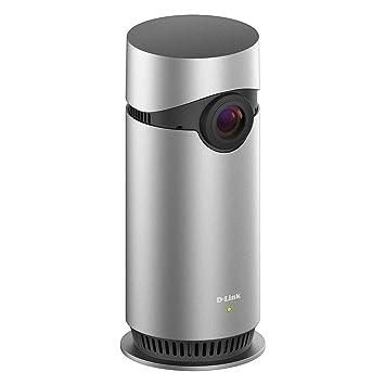 D Link Dsh C310 Omna überwachungskamera 180 Grad Weitwinkelobjektiv Aufnahmen In Full Hd Qualität Tag Und Nacht Kompatibel Mit Apple Homekit