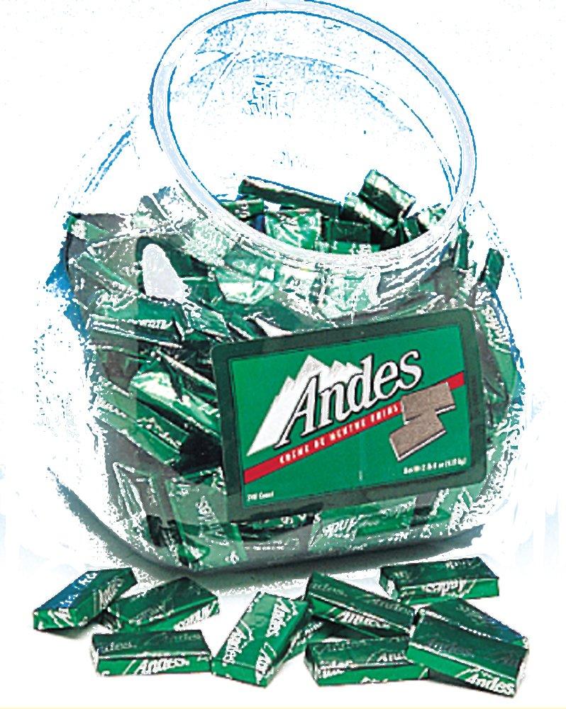 Ande's Crème De Menthe 240-Piece Tub by Charms