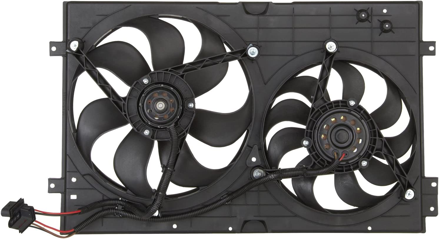 Spectra Premium CF11001 Radiator and Condenser Fan Assembly