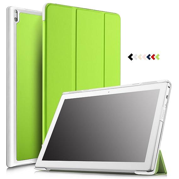 big sale 61d55 58051 Amazon.com: Lenovo TAB 4 10 Plus Case, IVSO Lenovo TAB 4 10 Plus ...