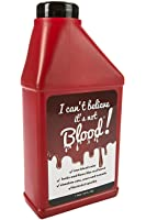 "Maven: ""I Can't Believe It's Not Blood"" Fake Blood - 16 oz."
