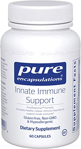 Pure Encapsulations – Innate Immune Support – Respiratory and Immune Function* – 60 Capsules