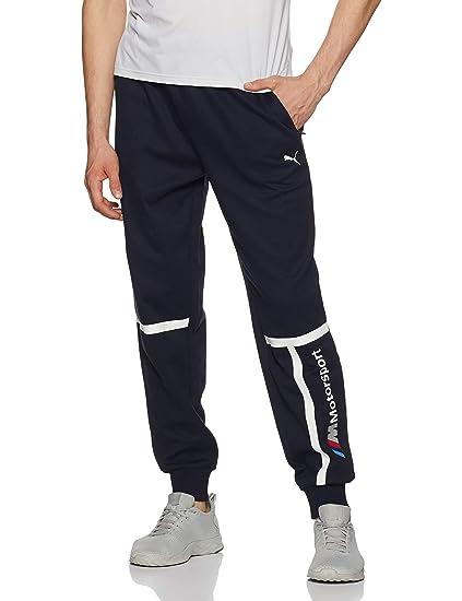 Puma BMW MMS Hooded Sweat Pant, Pantalón de Deporte: Amazon.es ...