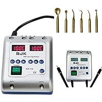 RANZIX - Cera eléctrica digital con 6 puntas