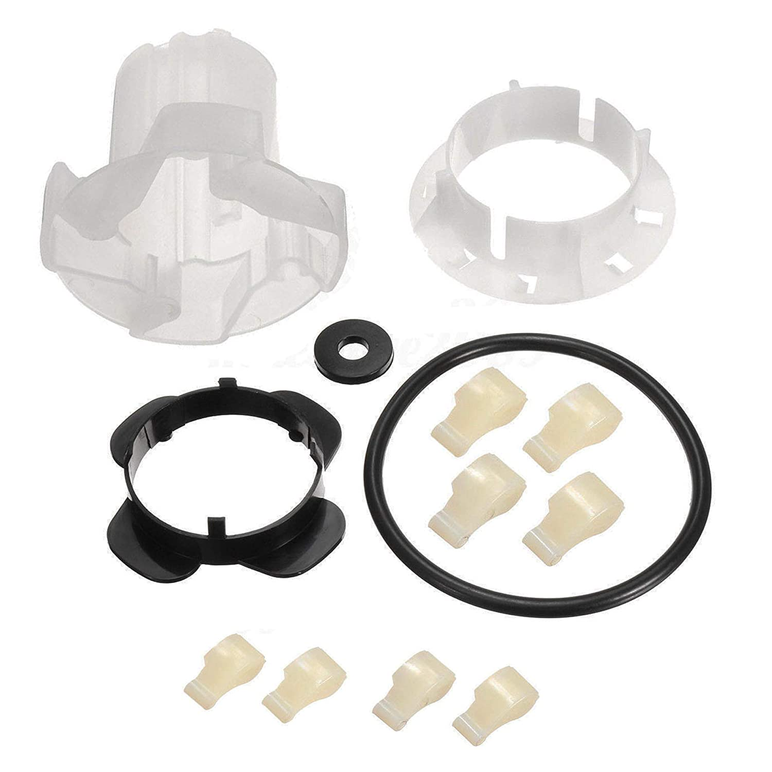 Agitator Repair Kit for Whirlpool Kenmore 285811 PS334650 AP3138838 285746 WTW5300SQ0 ITW4300SQ Washer Agitator Cam