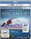Faszination Wüste - Atacama: Die skurrilste Wüstenlandschaft der Erde (SKY VISION) [3D Blu-ray + 2D Version]
