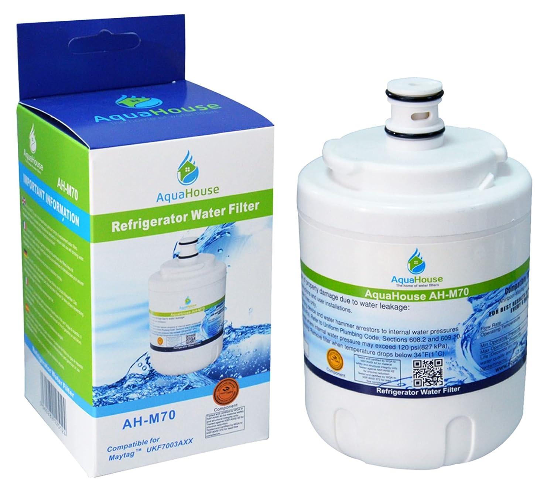 AH-M70 compatible para Maytag UKF7003 Nevera Filtro de agua, Amana ...