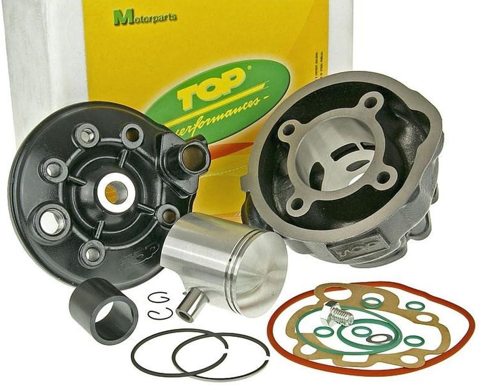 Zylinder Kit TOP PERFORMANCES Trophy 70ccm RIEJU RS-2 50 AM6