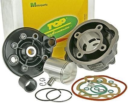 Zylinder Kit Top Performances Trophy 70ccm Rieju Mrx 50 Am6 Auto