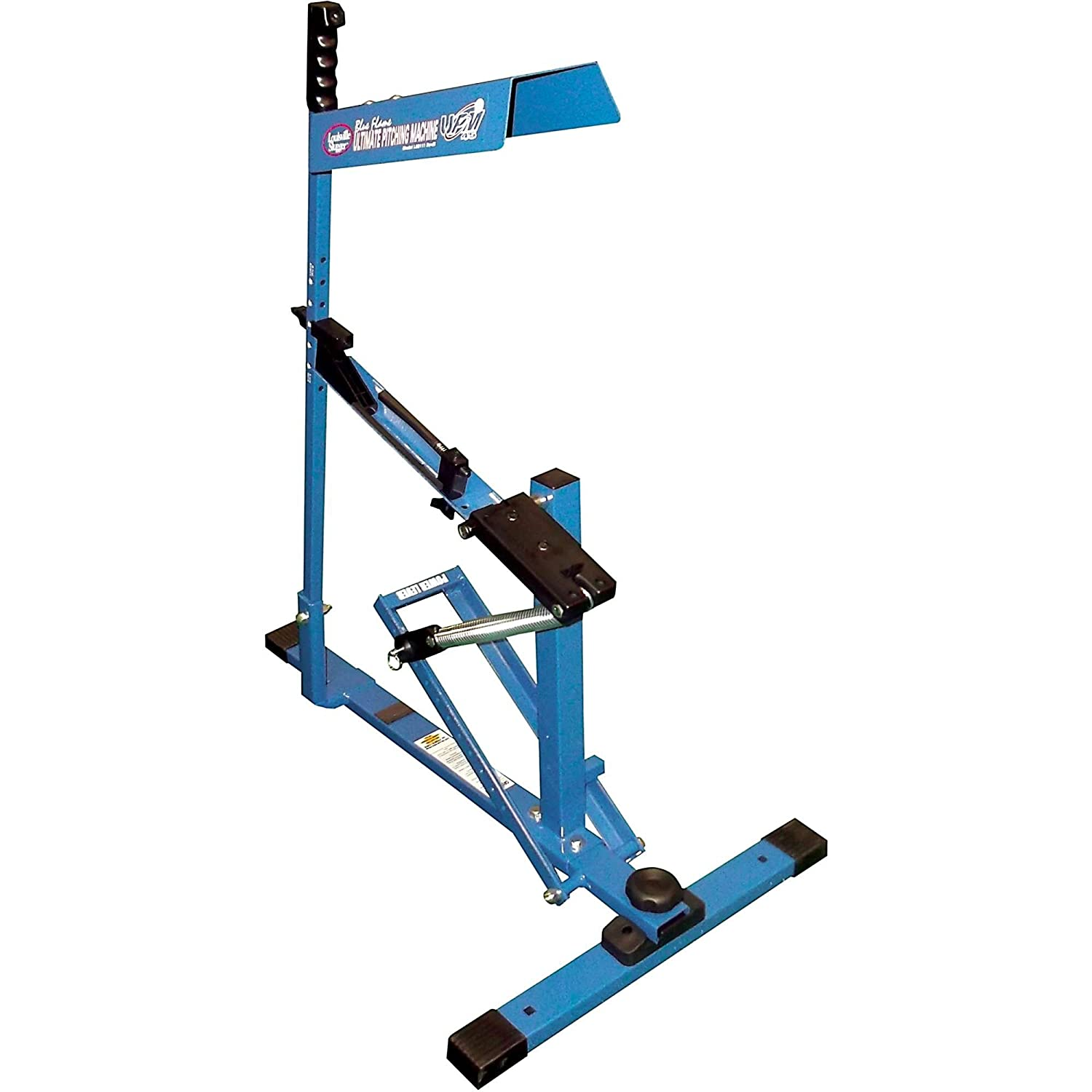 Louisville Slugger – The Blue Flame Ultimate Pitching Machine