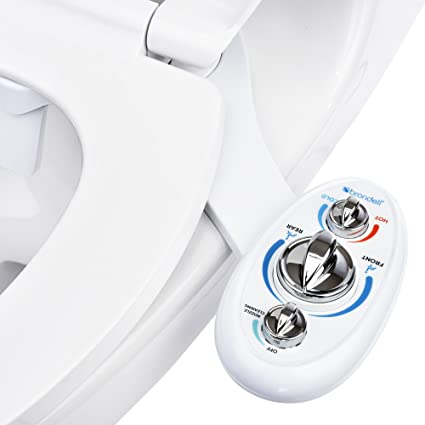 Bidet Attachment Warm Water.Brondell Bidet Left Hand Bidet Attachment Southspa Dual Temperature And Dual Nozzle Control Panel On Left Side Dual Temperature For Warm Water