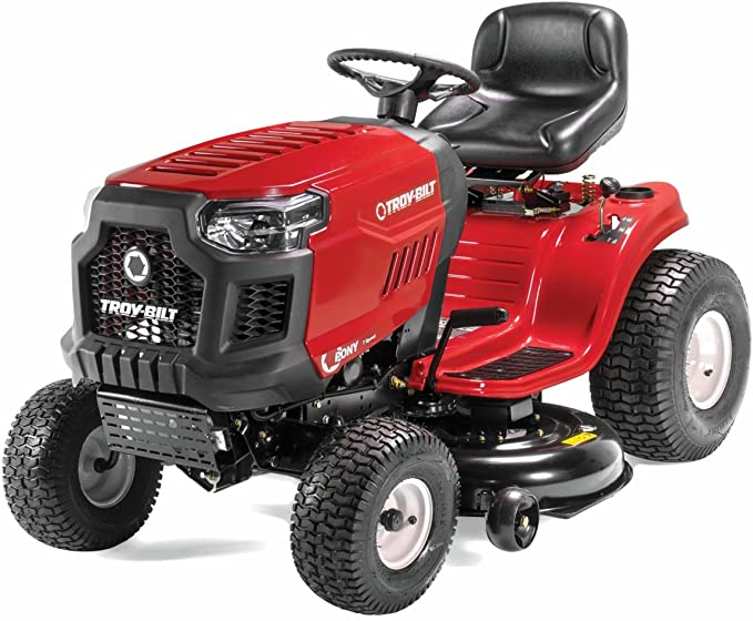 Troy-Bilt Pony 42-Inch Deck and 547cc Engine Tractor - Raw Power