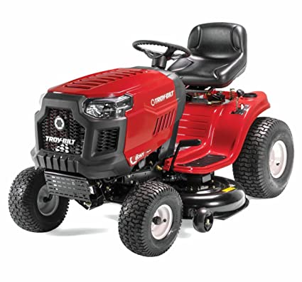Lawn Mower Tractor >> Troy Bilt Pony 42x Riding Lawn Mower With 42 Inch Deck And 547cc Engine Tractor