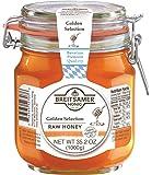 Breitsamer Golden Selection Honey Flip-Top Jar, 35.2 Ounce