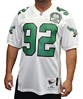 6053348a Mitchell & Ness Reggie White 1992 Authentic Jersey Philadelphia Eagles