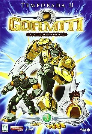 Amazon com: Gormiti Temp  2 (Ep  9-12) (Import Movie) (European