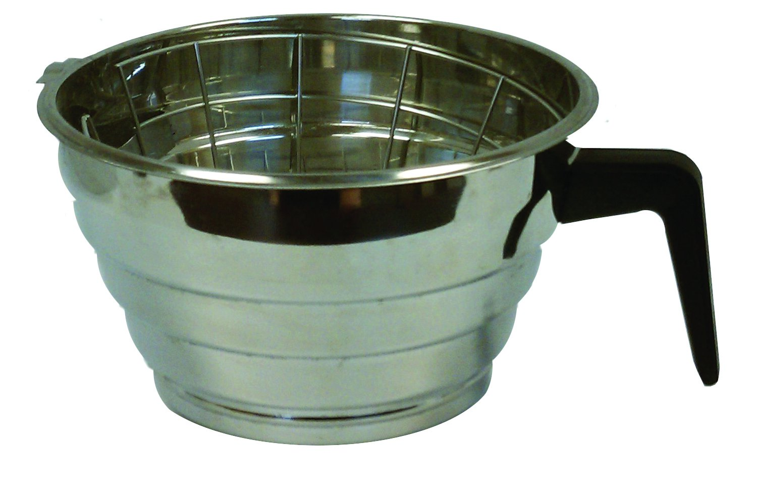 Bloomfield 8707-6 Brew Basket for Decanter Brewers, Stainless Steel Bloomfield Worldwide a division of The Star Group