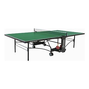 Master Indoor - mesa de ping pong: Amazon.es: Deportes y aire libre