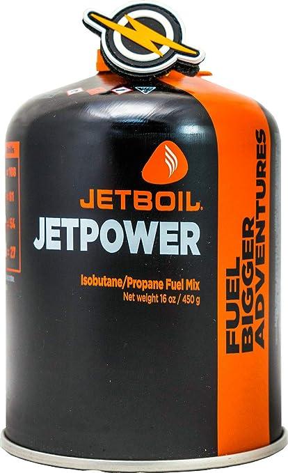 Jetboil Cartouche De Gaz Jetpower 450g