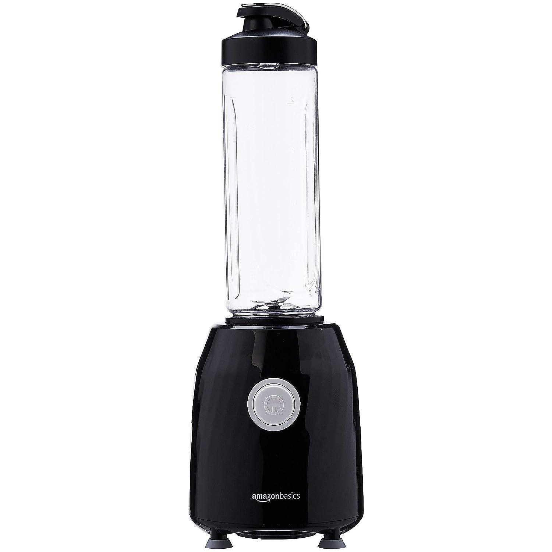 600 ml Blend /& Go 600 W Basics Frullatore per smoothie Nero