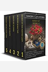 Danger Cove Mysteries Boxed Set (Books 1-5) Kindle Edition