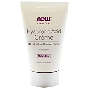 Hyaluronic Acid Night Wrinkle Remedy 2 Ounces