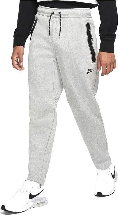 NIKE Sportswear Tech Fleece Pantalón Hombre - algodón: Amazon.es: Ropa y accesorios