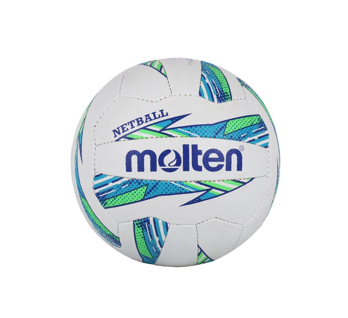 MOLTEN Maestro Netball - Balón de fútbol para Mujer, Talla 5 ...