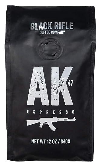 Amazon.com   Black Rifle Coffee Company AK-47 Coffee, Medium Roast ... 847f4d5de0