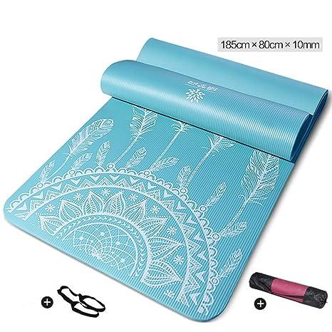 Amazon.com : Yoga matting exercise mat yoga hot mat - eco ...