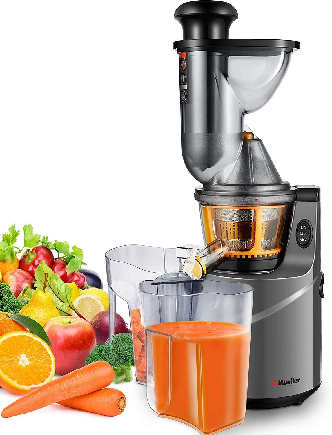 71f pXWi3tL. AC SL1500 Best Juicer Under $100 2021 - TOP Reviews & Buying Guide