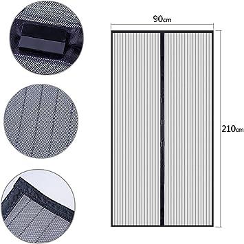 Insektenschutz Türvorhang Fliegengitter Fenster Tür Maßgeschneidert Fliegennetz