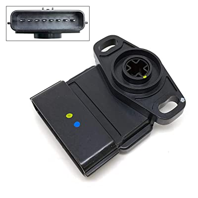 CBK TPS Accelerator Pedal Travel Sensor for 2004-2006 Mitsubishi Outlander 2.4L MR578861: Automotive